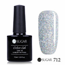 7.5ml UV Gel Nails Polish Soak Off Manicure Gel Varnish UR SUGAR 20 Colors DIY