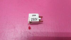 KENMORE RANGE 250v indicator light w/ red lens 316022503 318228310 (TF)