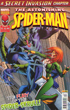 ASTONISHING SPIDER-MAN (Volume 3) #12 - Secret Invasion - Panini Comics UK