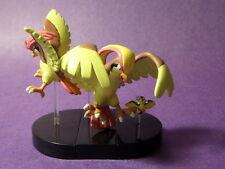 Tomy Pokemon Figure 1/40 Scale Zukan Pidgey Pidgeotto Pidgeot zk U