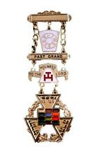 York Rite Past Grand High Priest Masonic Jewel NEW Design!