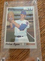 1970 Topps #712 Nolan Ryan New York Mets MLB NM
