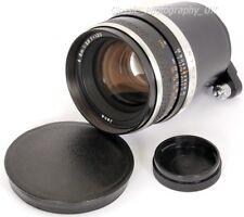 Carl ZEISS Jena BIOMETAR 2.8/120mm F2.8 RARE! PORTRAIT Lens for EXAKTA Micro 4/3