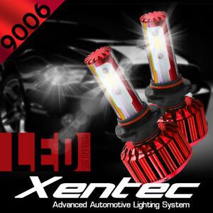 XENTEC LED HID Headlight kit 9006 White for 2001-2007 Toyota Highlander