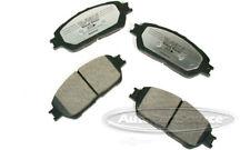 Disc Brake Pad Set-Semi-metallic Pads Front Tru Star PPM906