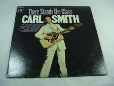 Carl Smith - There Stands The Glass - Columbia Records CL-2173 Mono