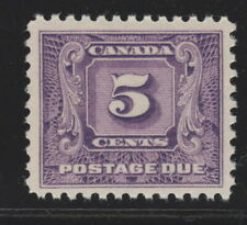 1930-32 5¢ POSTAGE DUE #J9 VERY FINE MINT NEVER HINGED $42.50 CAT.