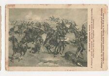 Hungary Military 1916 Postcard 386a