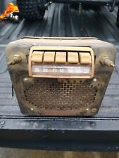 1947-53 Chevrolet Truck Original Radio