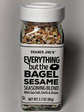 🥯 Trader Joe's Everything But The Bagel Sprinkle Seasoning Sealed 2.3 oz 🥯