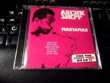 Mariamar by Archie Shepp (CD 2009 Atomic) NEW jazz