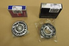 PAIR TRIUMPH MAIN BEARINGS T120 TR6 T140 TR7 70-3835 / 70-2879 QUALITY BRANDED