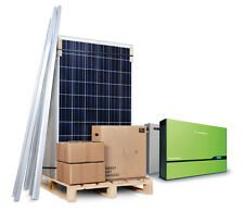 15kW 15,000W Solar Panel PV Kit System for House Self Install DIY (MCS) CHEAPEST