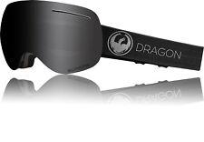 Dragon 2019 X1 Echo Black w/ Photochromic Clear  Snow Goggles