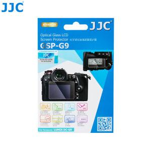 JJC 0.3mm Pro Optical Glass Screen Protector for Panasonic Lumix DC-G9 DC-S5