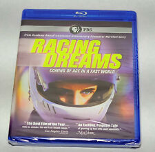 Racing Dreams (Blu-ray Disc, 2012) Brand New/Sealed