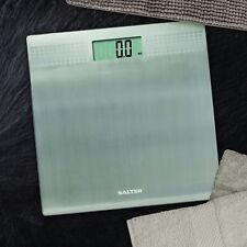 Salter Ultra Slim Digital Bathroom Scale - Electronic Stainless Steel 9059 SS3R