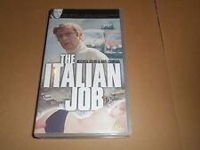 The Italian Job - Michael Caine Digitally Remastered VHS/PAL Video