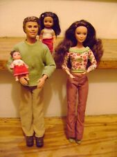 Barbie Happy Family The New Neighbors