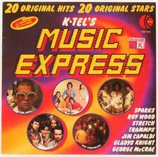 Music Express  Various Vinyl Record