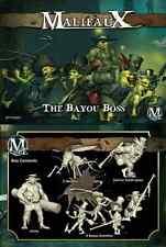 Malifaux Gremlins The Bayou Som´er box set plastic Wyrd miniatures 32mm