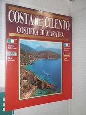 Cilento Coast and Coastal Maratea nature and history Mario vassalluzzo 1984