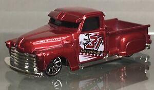 MINT LOOSE Hot Wheels Truckus 500 Gift Pack red La Troca 1950 Chevy Pickup Truck