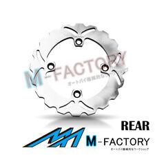 Rear Brake Disc x1 Fit HONDA XR 400 SUPERMOTARD 00-07 01 02 03 04 05