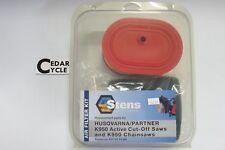 Air Filter Kit Husqvarnapartner K950 Cut Off Saw 531031498 Stens 605 480