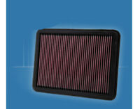 K&N Air Filter 33-2144 for Toyota LC Prado 120s 150s 2003-15 Pet/TD Lexus 2007on