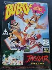 BUBSY IN: FRACTURED FURRY TALES Atari Jaguar NEW Factory Sealed