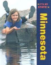 It's My State! by Marlene Targ Brill Minnesota  (2003, Hardcover)