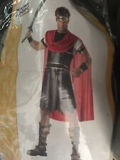 California Costumes Hercules Gladiator Roman Soldier X Large NEW accessories too