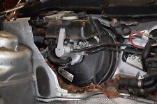 2012 AUDI A4 B8 BRAKE SERVO & MASTER CYLINDER - 8K0612103N