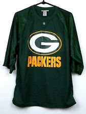 Green Bay Packers Football Jersey Size YOUTH LARGE 16/18