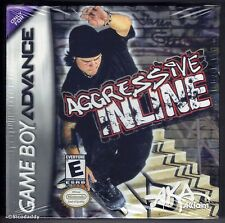 GBA Aggressive Inline (2002) Brand New & Factory Sealed