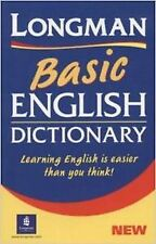 LONGMAN BASIC ENGLISH DICTIONARY. NUEVO. Nacional URGENTE/Internac. económico. E