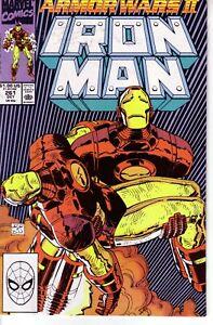 IRON MAN #261 (FN) 1990