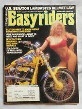 EASYRIDERS Magazine October 1993