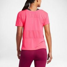 Womens Nike Dry Breathe City Running Top Size Xs 938446-617