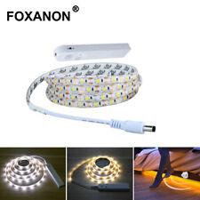 Sensor de movimiento PIR tira de led infrarrojos humana 2835 Kit Automático Noche Luz Lámpara