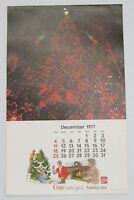 Coca-Cola 1978 Calendar - NEW  FREE SHIPPING