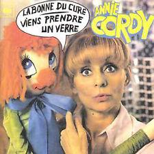 ★☆★ CD Single Annie CORDYLa bonne du curé 2-track CARD SLEEVE -  RARE ★☆★