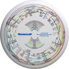 Aerocker One Subway - Ultimate Frisbee flying disc, white 175g