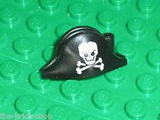 LEGO pirates Minifig Hat Bicorner 2528px3 / Set 6243 6242 6299 6253 6192