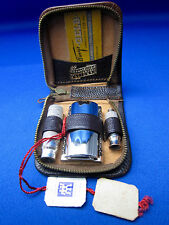 J.A. HENCKELS Vintage Travel Safety Razor Made In Germany  UNUSED NEAR MINT COND
