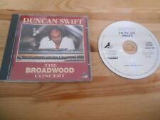 CD Jazz Duncan Swift - The Broadwood Concert (19 Song) BIG BEAR CASTLE