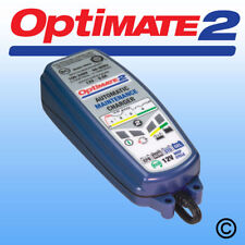 OPTIMATE 2 12V MOTORCYCLE BATTERY CHARGER OPTIMISER