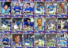 Sampdoria 1990 European Cup winners Cup Winners football trading cards