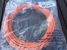 C2G 7M Duplex SC-ST  50/125 Optical Fibre Cable P/N 85472